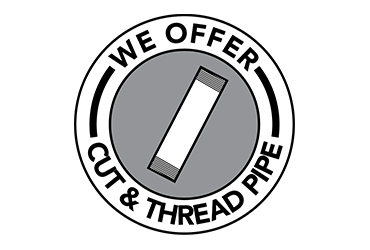 Cut Thread Pipe