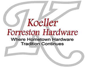 koeller forreston hardware